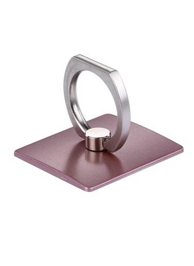 Jacobson Telefon Halkası Style Ring Selfie Yüzüğü Pembe